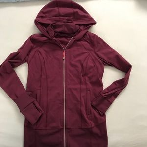 Lululemon Studio Jacket 12 EUC
